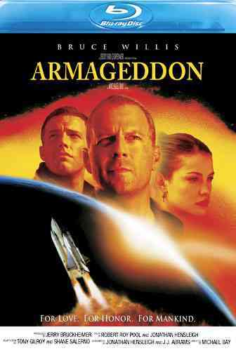 ARMAGEDDON BY WILLIS,BRUCE (Blu-Ray)